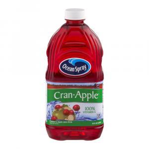 Ocean Spray Cran-Apple Juice Cocktail