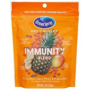 Ocean Spray Fruit Medley Immunity Blend
