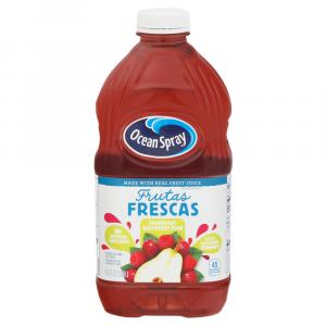 Ocean Spray Fruta Frescas Cranberry Raspberry Pear