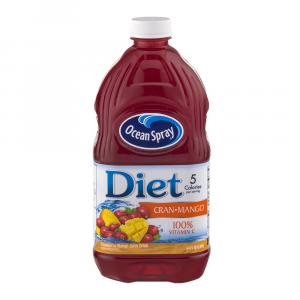Ocean Spray Diet Cran Mango Juice
