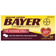 Bayer Aspirin Tablets
