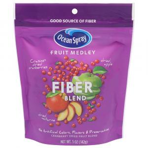 Ocean Spray Fruit Medley Fiber Blend