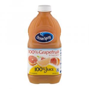 Ocean Spray 100% Grapefruit Juice