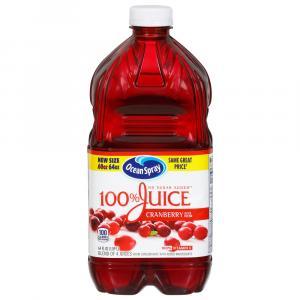 Ocean Spray 100% Cranberry Juice