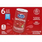 Ocean Spray The Original Cranberry Juice Cocktail