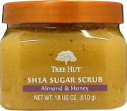 Tree Hut Almond & Honey Body Scrub