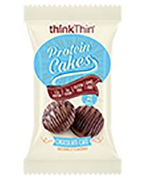 Think Thin Protein Cakes Chocolate Cake