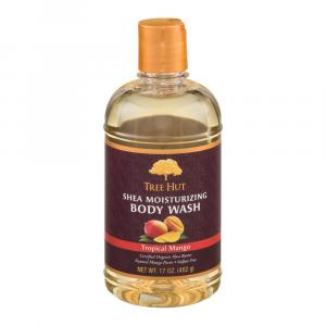 Tree Hut Tropical Mango Shea Moisturizing Body Wash