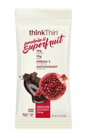 Think Thin Protein & Superfruit Chocolate Pomegranate Bar