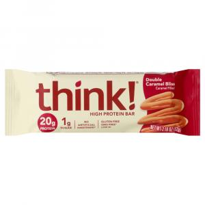 Think Thin Protein Double Caramel Bliss Bar