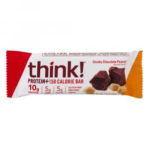 Think Thin Chunky Chocolate Peanut Lean Protein & Fiber Bar