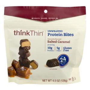 Think Thin Salted Caramel Protein Bites