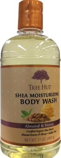 Tree Hut Almond Honey Body Wash