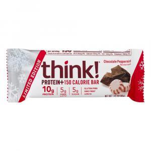 Think Thin Dark Chocolate Peppermint Bar