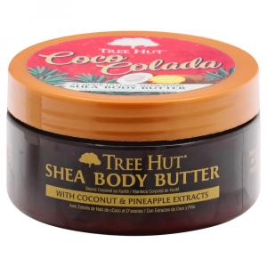 Tree Hut Shea Body Butter with Coconut & Pineapple