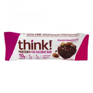 Think Thin Chocolate Almond Brownie Lean Protein & Fiber Bar