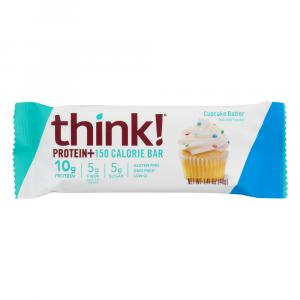 Think Thin Protein & Fiber Cupcake Batter Bar