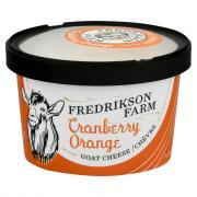Frederickson Farm Chevre Cranberry Orange Goat Cheese