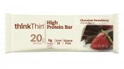 Think Thin High Protein Bar Chocolate Strawberry