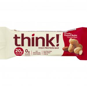 Think Thin Low Carb Diet Chunky Peanut Butter Bar
