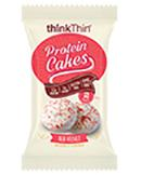 Think Thin Protein Cakes Red Velvet