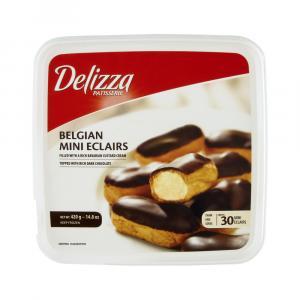 Delizza Frozen Mini Eclairs