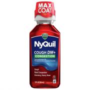 Vicks NyQuil Cough & Congestion Berry Liquid