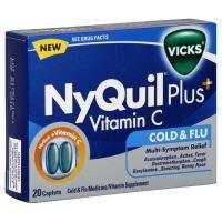 Vicks Nyquil W/vitamin C