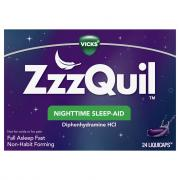 Vicks ZzzQuil Nighttime Sleep-Aid