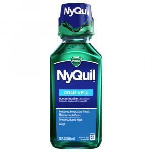 Vicks NyQuil Original Liquid