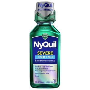 Nyquil Severe Cold & Flu