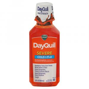 Vicks DayQuil Severe Cold & Flu