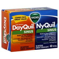 Nyquil/dayquil Sinus Liquicap Combo Pack