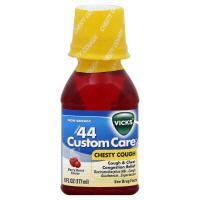 Vicks 44 Custom Care Chesty Cough Liquid