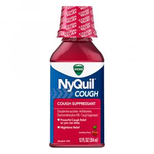 Vicks NyQuil Cherry Cough Liquid