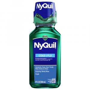 Vicks NyQuil Original Liquid