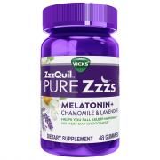 Vicks ZzzQuil Pure Zzzs Melatonin Dietary Supplement