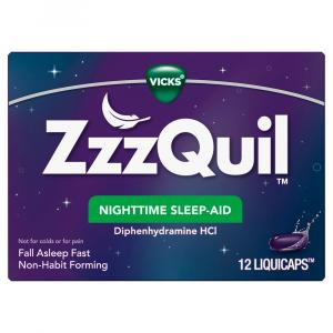 Zzzquil Nighttime Sleep-aid