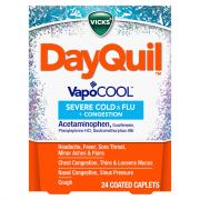 Vicks DayQuil Severe Cold & Flu Caplets