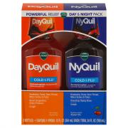 Vicks DayQuil & NyQuil Cold & Flu Combo Pack