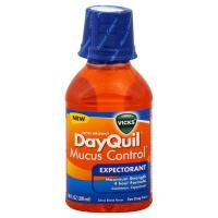 Dayquil Mucus Control Expectorant Citrus Blend