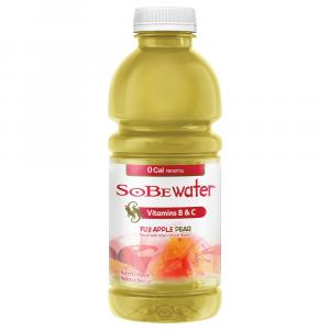 Sobe Life Water Fuji Apple Pear Zero Calorie