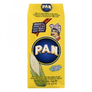 P.A.N. Pre-Cooked White Corn Meal
