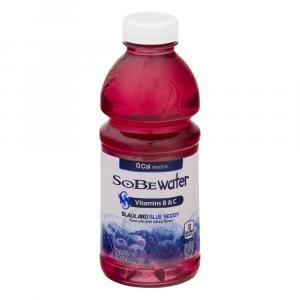 Sobe Life Water Black & Blue Berry Zero-calorie