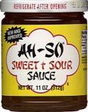 Ah-so Sweet & Sour Sauce