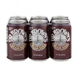 Dr. Brown's Cream Soda