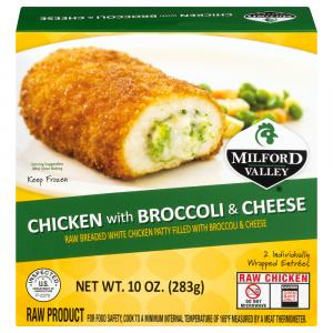 Milford Valley Chicken Broccoli & Cheese