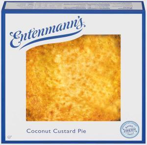 Entenmann's Coconut Custard Pie