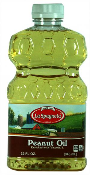 La Spagnola Peanut Oil