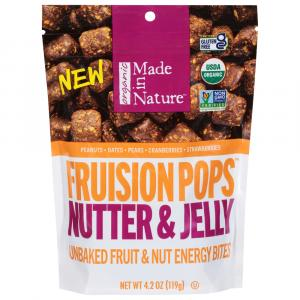 Made In Nature Organic Figgy Pops Nutter & Jelly Supersnacks
